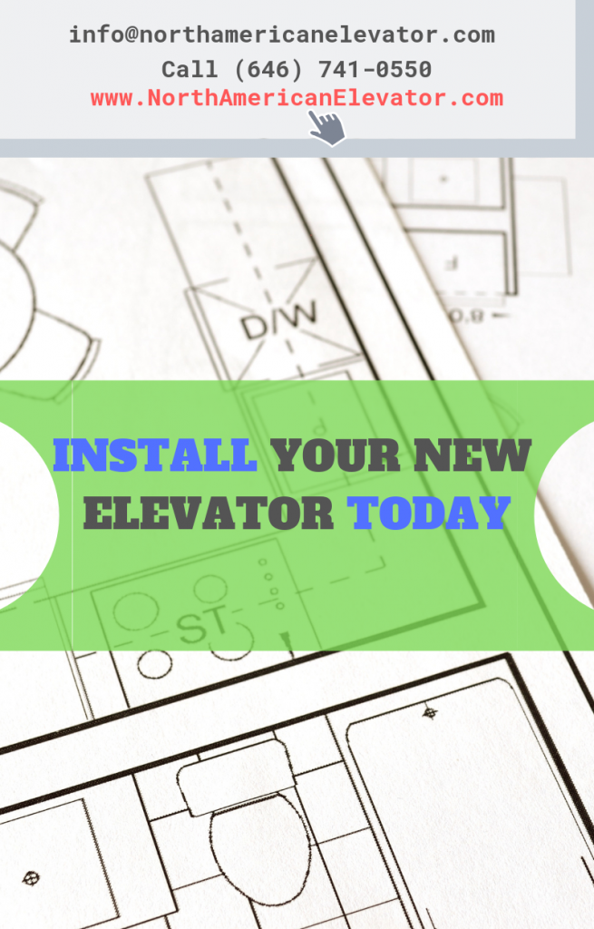 get your elevator installed today