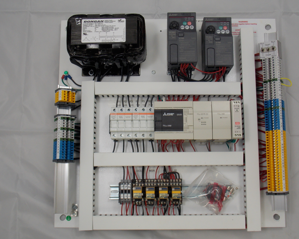 inner freight elevator circuit from EMS Group
