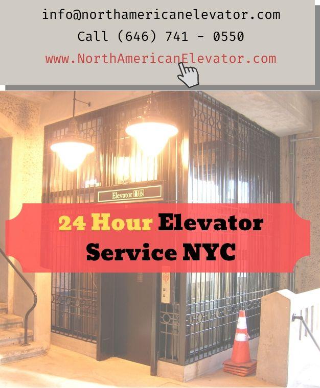 24HourElevator Service NYC
