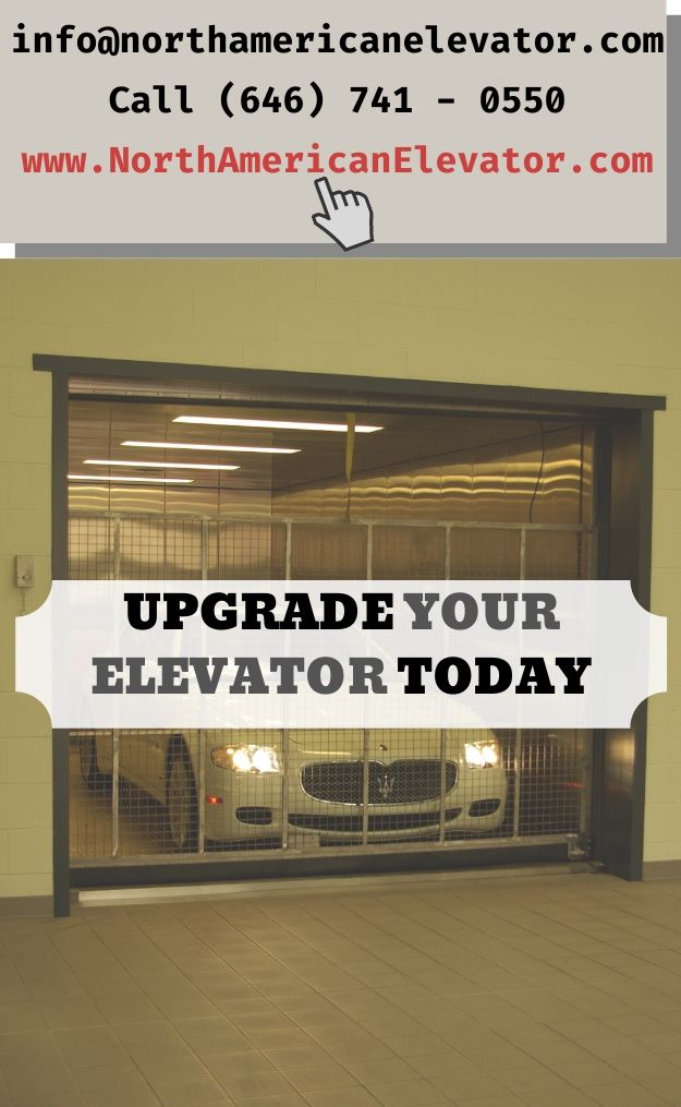 Upgrade your elevator today