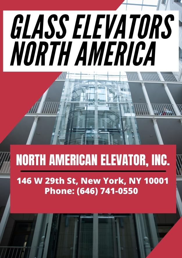 glass elevators in New York City